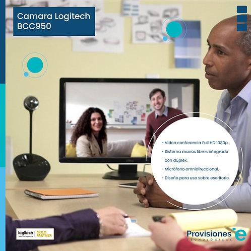 Video Conferencia Logitech BCC950