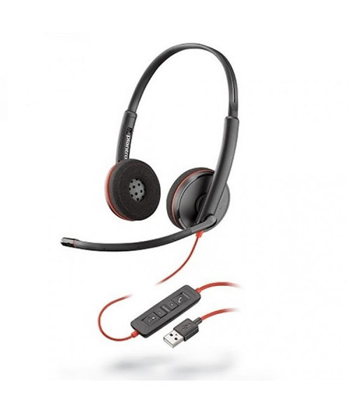 POLY Blackwire Headset C3220 USB-A
