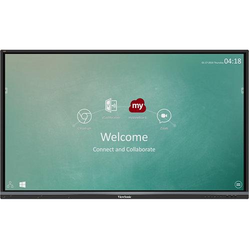 Pantalla Viewsonic IFP6550-2 Touch 4K