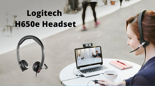 Logitech H650E USB
