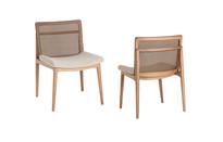 Cadeira Vega com palha