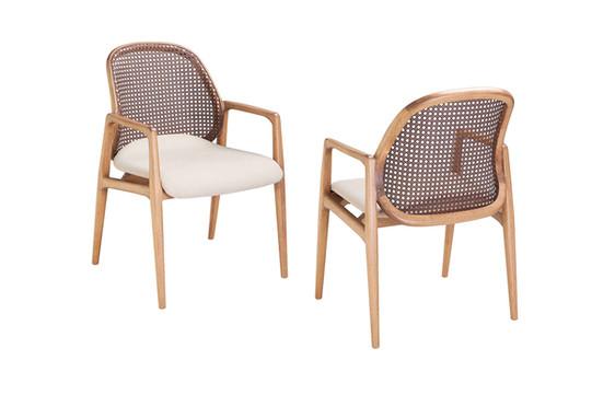 Cadeira Naiá com braço