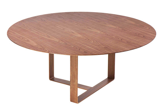 Mesa de Jantar Brabu redonda