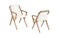 Cadeira Quadratta com braço