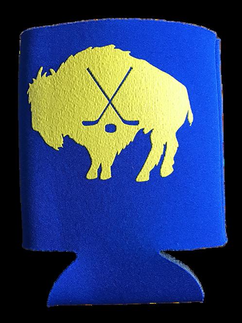 Beer Koozie - Buffalo Hockey