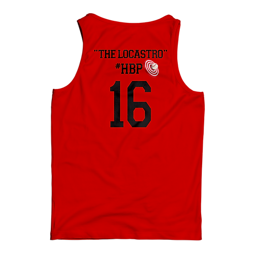 Hit By Pitch Ladies Tank Tops