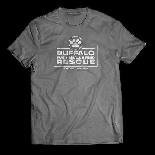 Buffalo Rescue Square - T-Shirt