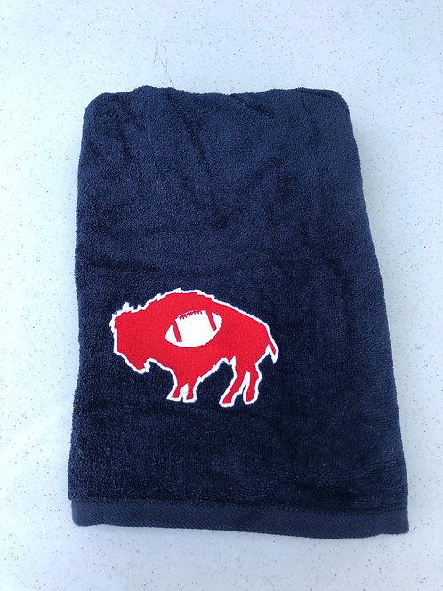 Buffalo Football - Beach Towel