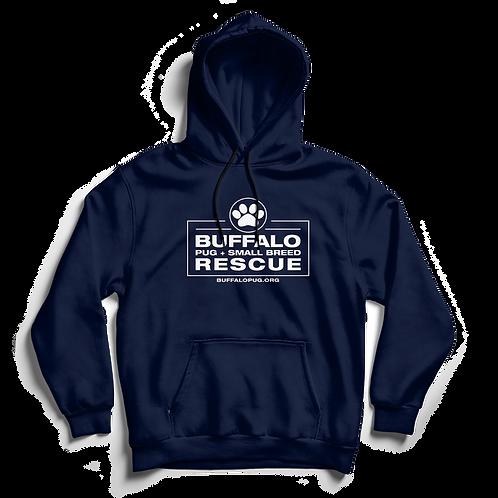 Buffalo Rescue Square - Hoodie