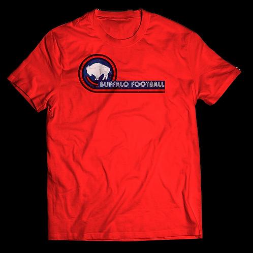 Buffalo Football - Retro 2