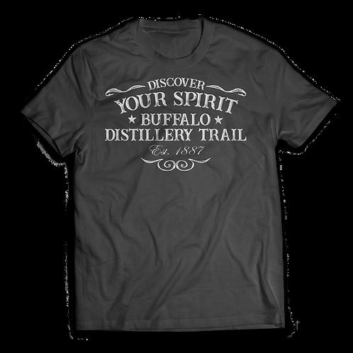 Buffalo Distilleries - Dark Grey