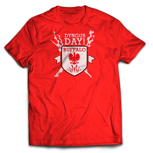 Dyngus Day - T-shirt - 2