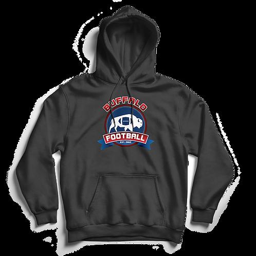 Buffalo Football - Hoddie B