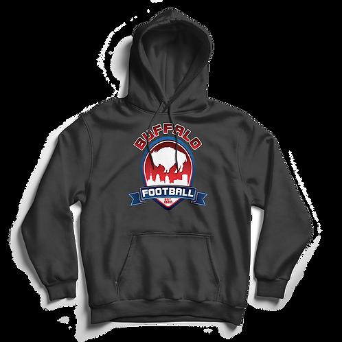 Buffalo Football - Hoddie A