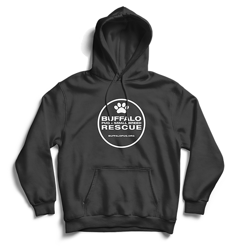 Buffalo Rescue Circle - Hoodie