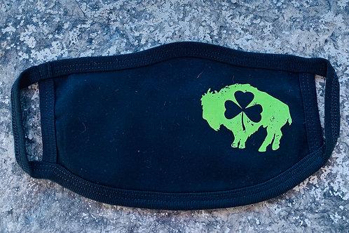 Buffalo Irish Mask Kids and Adults