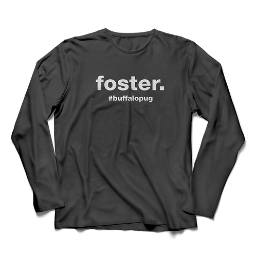 Foster - Long Sleeve T-Shirt