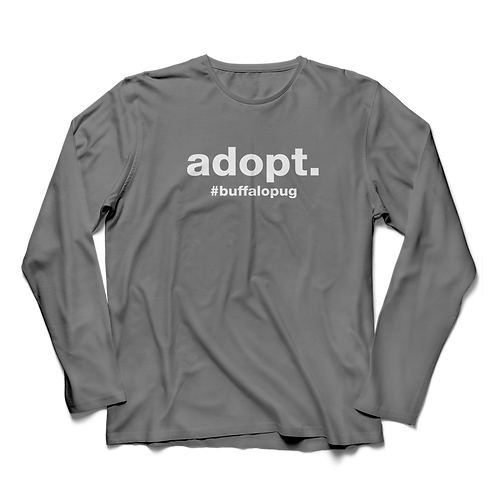 Adopt - Long Sleeve T-Shirt