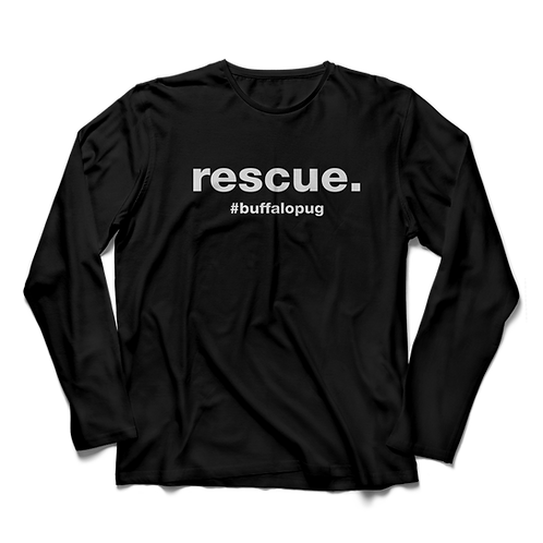 Rescue - Long Sleeve T-Shirt