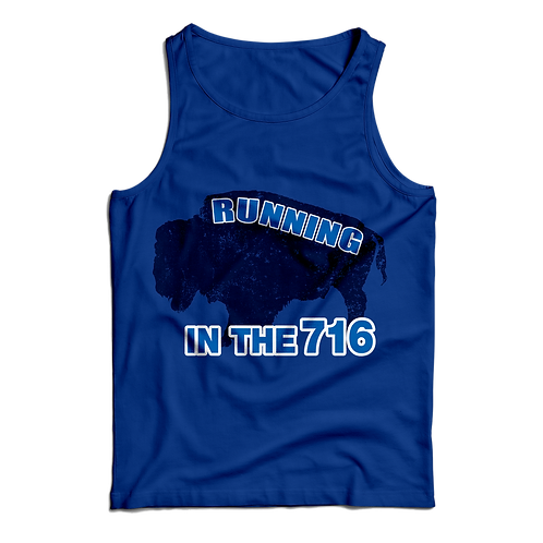 Tank Top - Running in the 716