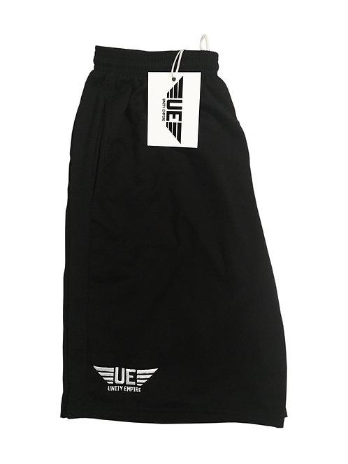 Unity Empire Black Basketball Shorts