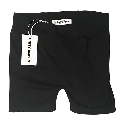 Black Unity Empire Athletic Shorts