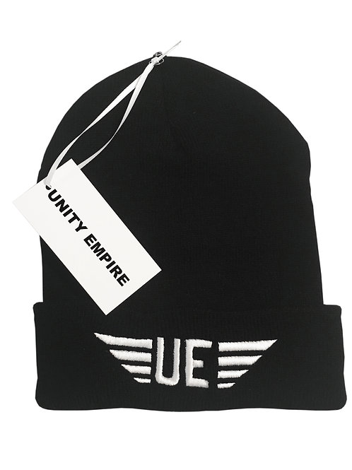 Unity Empire Black Beanie