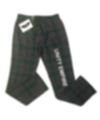Green Pajama Bottoms Back - Trademark Sa