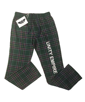 Green Pajama Bottoms Back - Trademark Sa