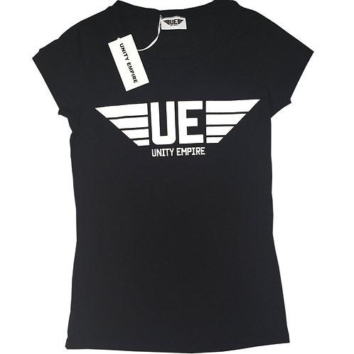 Black Unity Empire Babydoll T-Shirt