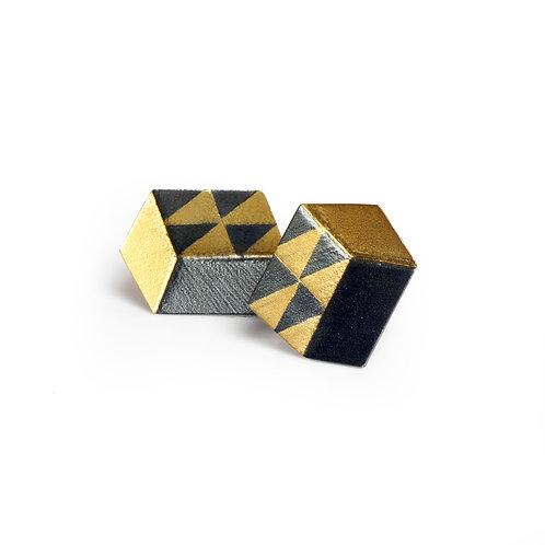 Origami earrings101