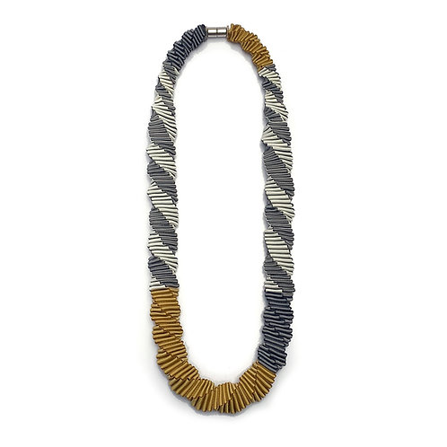 Mondrian Yellow necklace
