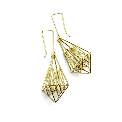 Kaleidoscope earrings 002
