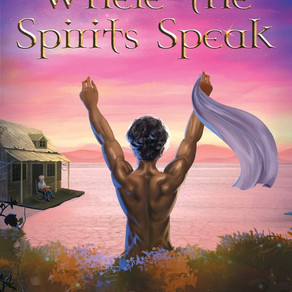 POT Blog:  Why and about the Sci fi Novel: Introrse: Where the Spirits Speak