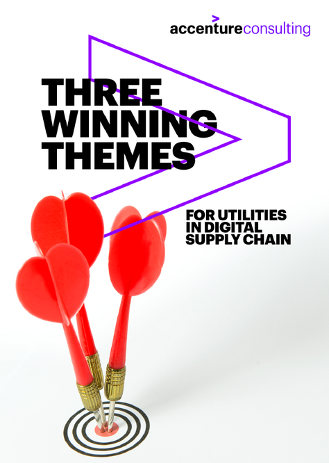 Three Winning Themes for Utilities in Digital Supply Chain