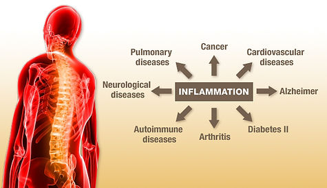 thermography detects inflammation, health screening, early detection