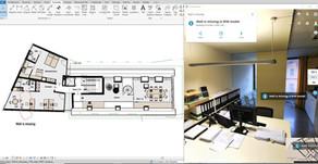 Autodesk Revit に NavVisのアドイン機能が追加されました!