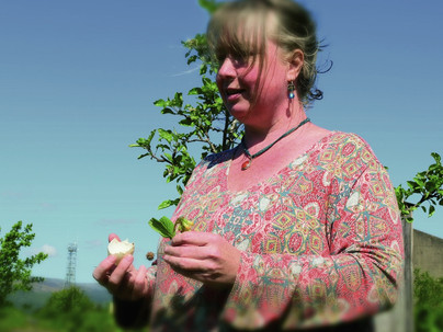 Celebrating the natural world with Claire Mullan, Strathearn's own Hedgerow Hippy.