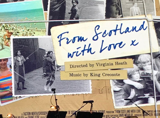 'From Scotland With Love' gets Standing Ovation in Perth Concert Hall