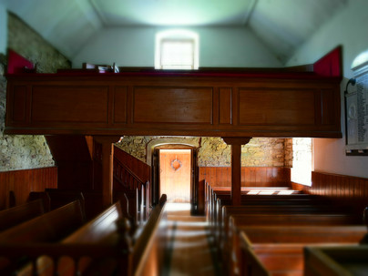How Outlander fans are saving Strathearn's beautiful Tibbermore Church