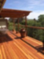 Redwood Shade Structure. Fair Oaks, CA