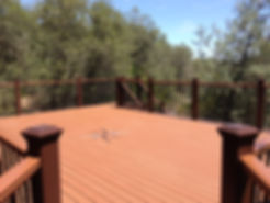 Trex Decking and Railing Sacramento