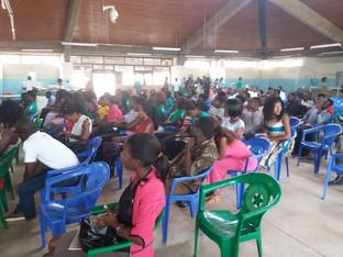 MAIKHANDA Champions SRHR AND YFHS AT The Malawi Polytechnic