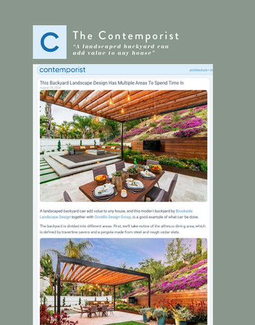 The Contemporist