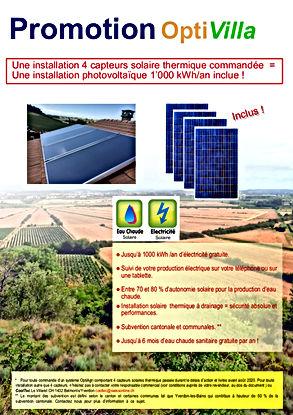 Promo OptiVILLA thermique+ 1000kW PV 201
