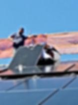 Vandoeuvres montage-1 capteurs PVT-CoolT