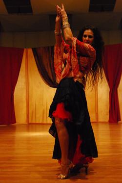 Magdelena - 2011 - Raqs into Spring