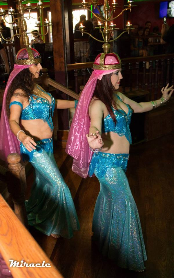 NaDi El Raks Dallas Belly Dance