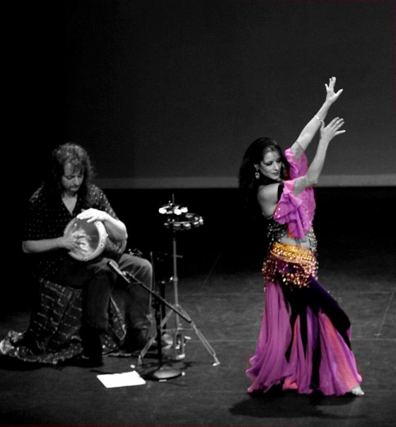 Saritza - Dallas Belly Dance