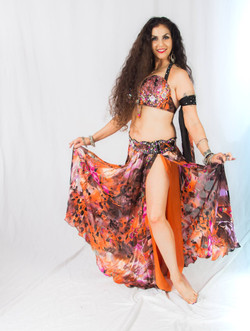 Magdelena Fusaro Belly Dance